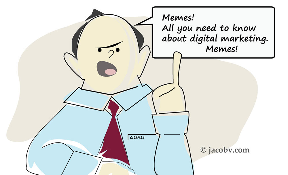 Memes Guru Digital Marketing
