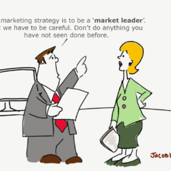 Marketing Strategy Toon